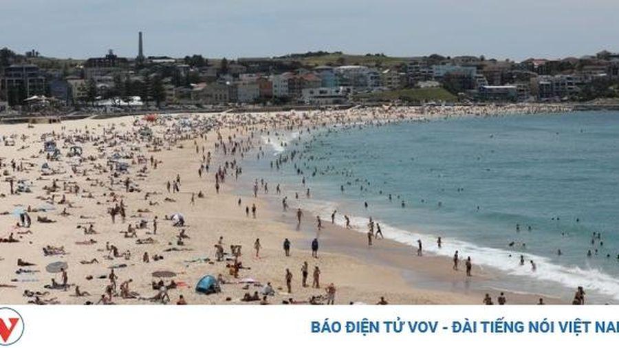 Sydney (Australia) đang trải qua những ngày nóng nhất trong 80 năm