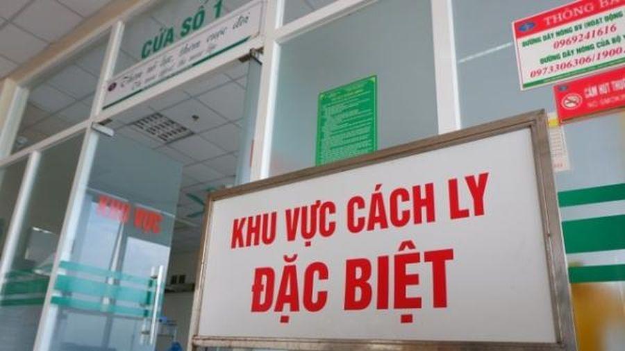 Thêm 2 người trở về từ Nga, Nhật Bản mắc COVID-19, Việt Nam có 1.341 bệnh nhân