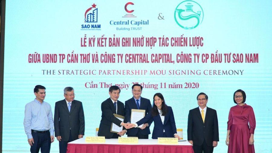 Central Capital muốn xây 1.600 căn nhà ở xã hội tại Cần Thơ