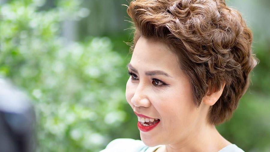 NSƯT Hồng Vy muốn 'cháy' hết mình trên sân khấu dù đang mang bạo bệnh