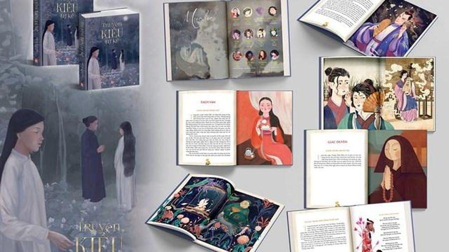 'Truyện Kiều tự kể' của những cá tính trẻ