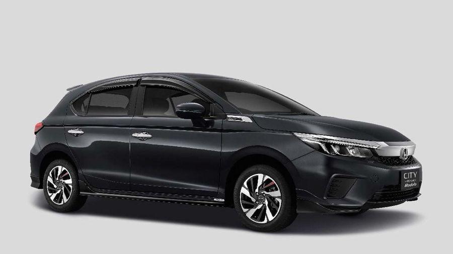 Honda City Hatchback 2021 có thêm phiên bản thể thao Modulo