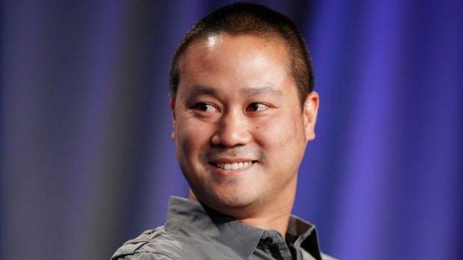 'Triệu phú bán giày' Tony Hsieh qua đời