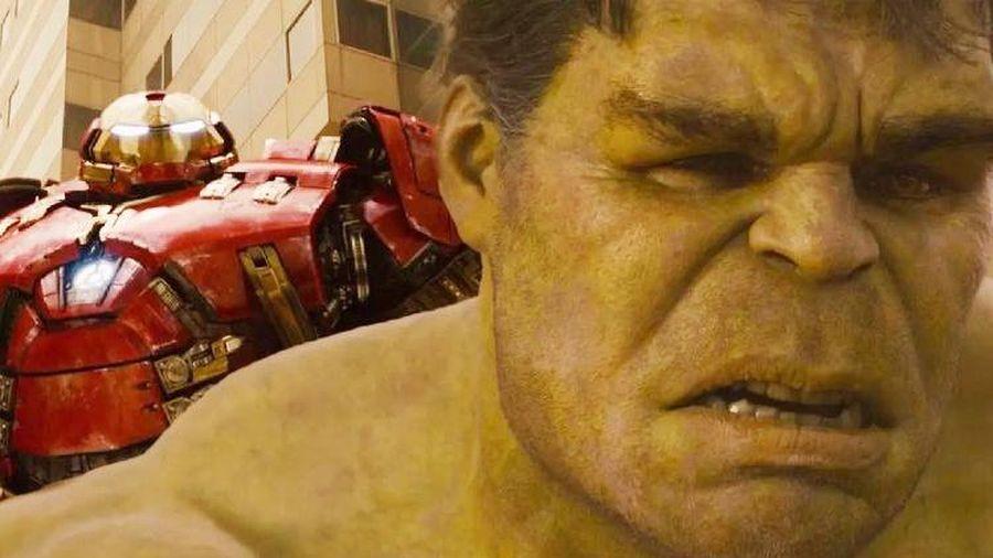 Lý do Hulk thua khi đối đầu Người Sắt