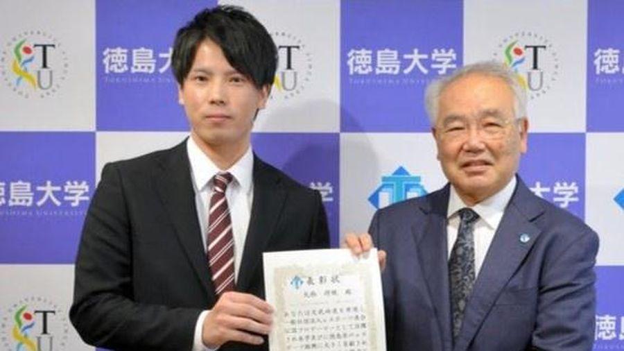 Sinh viên Y được trường vinh danh khi vô địch giải PES