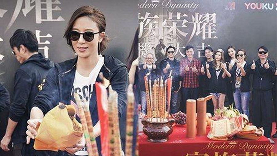 Dương Di đóng phim mới sau hai năm