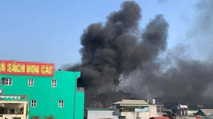 Hai vụ cháy tại Hạ Long đều do hàn khung sắt