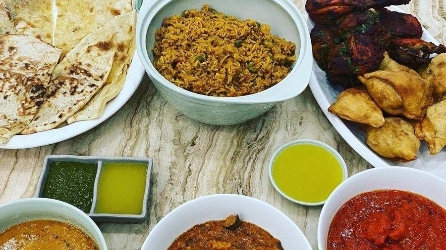 Địa chỉ thử đồ ăn Ấn tại TP.HCM