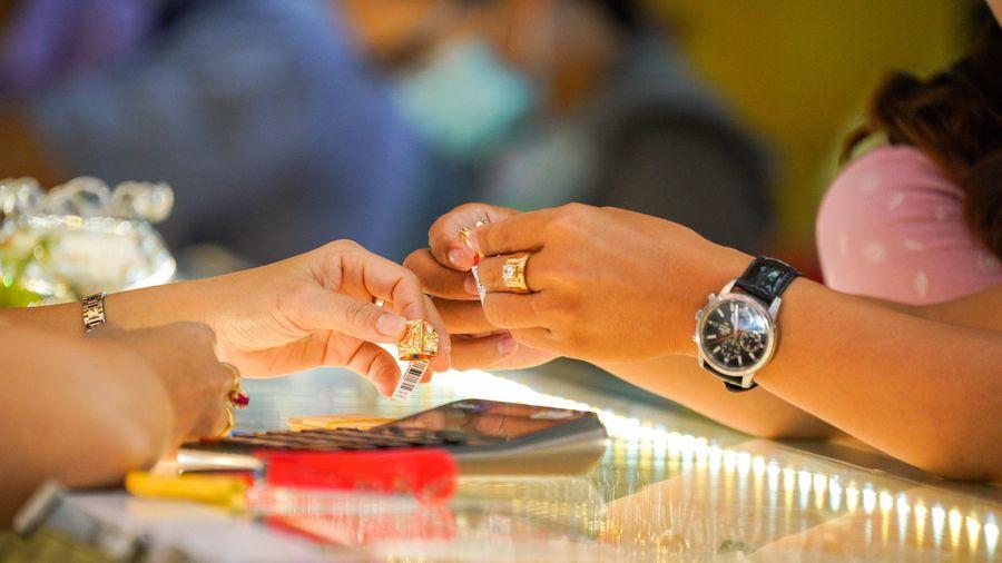 Chỉ số giá vàng tăng hơn 32% từ đầu năm