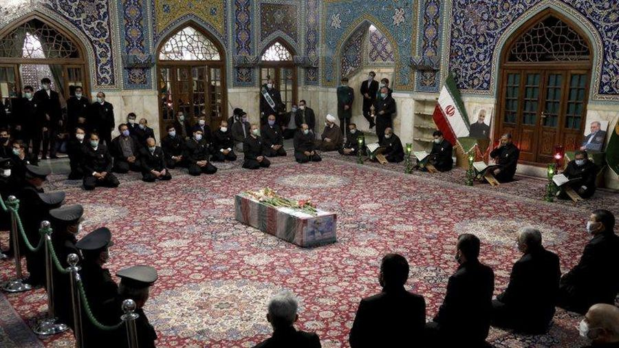 Báo Iran kêu gọi tấn công cảng của Israel sau vụ ám sát nhà khoa học