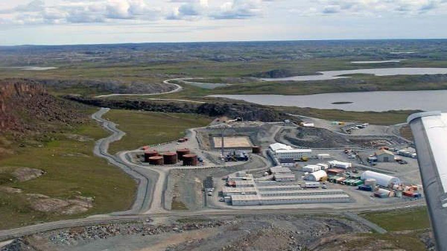 Canada điều tra công ty Trung Quốc mua mỏ vàng ở Bắc Cực