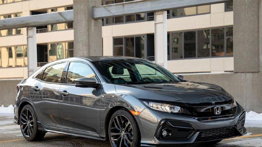Giá xe ôtô hôm nay 29/11: Honda Civic thấp nhất ở mức 729 triệu đồng