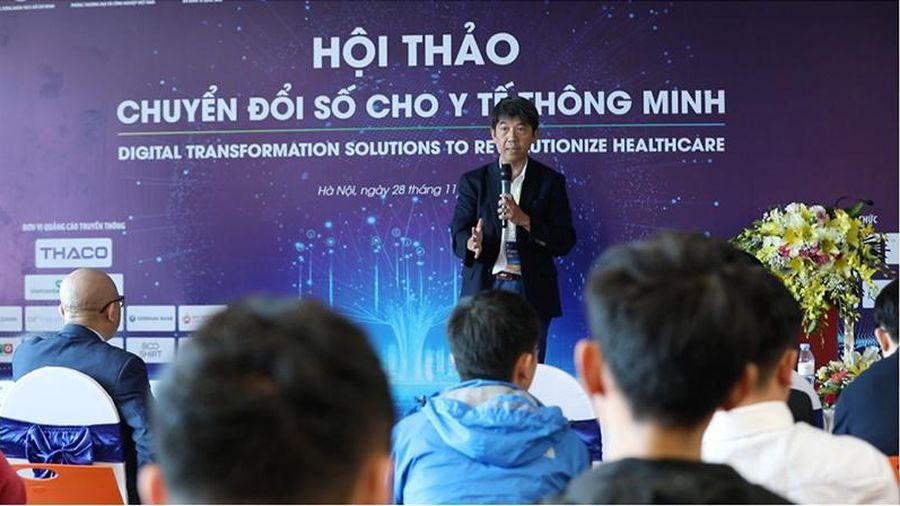Làng công nghệ y tế tại Techfest 2020: Tạo nền tảng kết nối, chuyển đổi số cho y tế thông minh