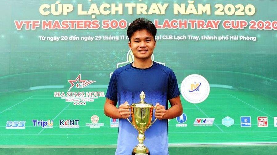 Đánh bại Lý Hoàng Nam, Trịnh Linh Giang gây địa chấn làng quần vợt Việt
