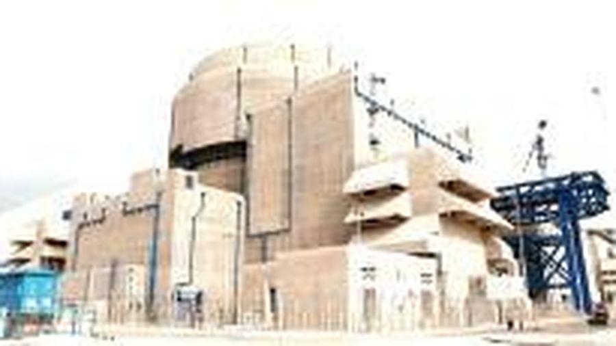Lò phản ứng hạt nhân 'made in China'