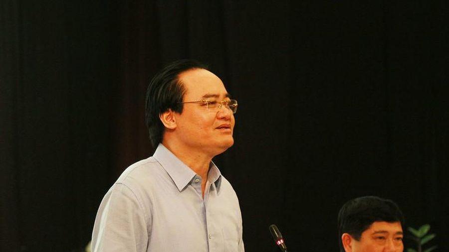 Bộ trưởng Phùng Xuân Nhạ: Phải thay đổi tư duy để phát triển GD phổ thông