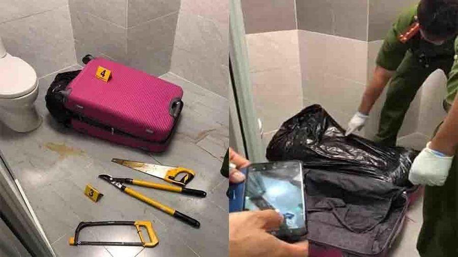Vụ thi thể trong vali màu hồng: Lạnh gáy kế hoạch giết người man rợ của vị giám đốc