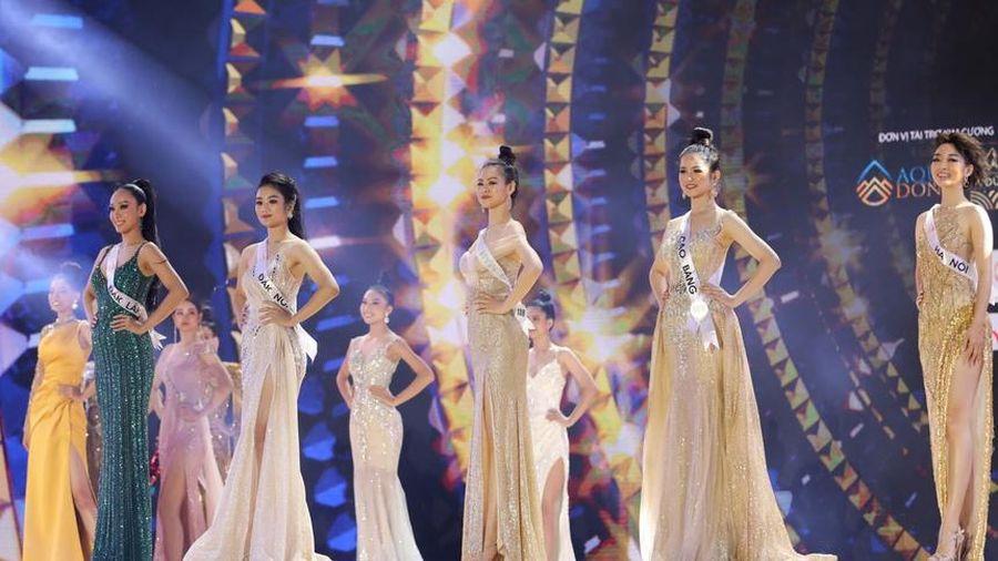 Miss Tourism Vietnam 2020 không tìm được hoa khôi: Tỉnh Đắk Nông thông tin bất ngờ