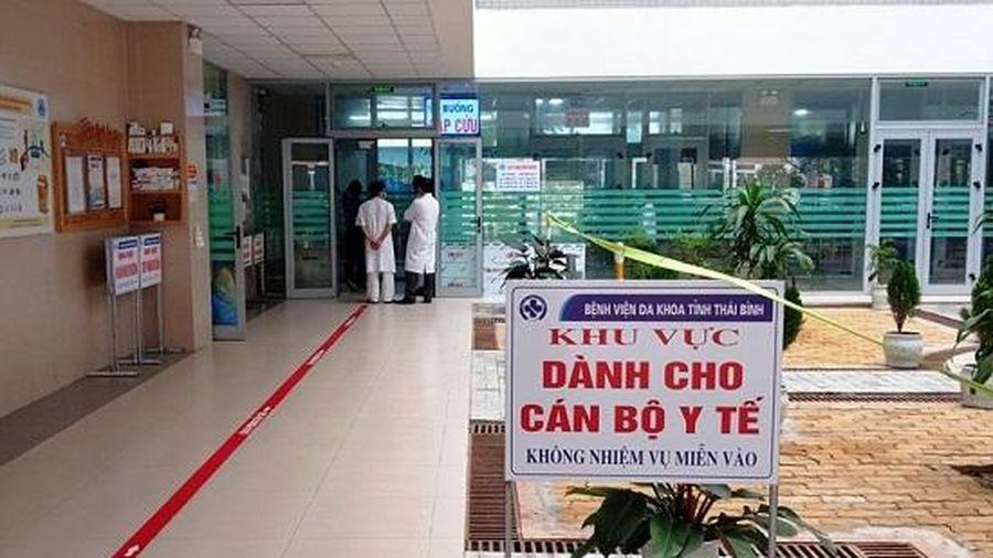 Tất cả trường hợp F1 với ca tái dương tính SARS-CoV-2 ở Thái Bình đều âm tính