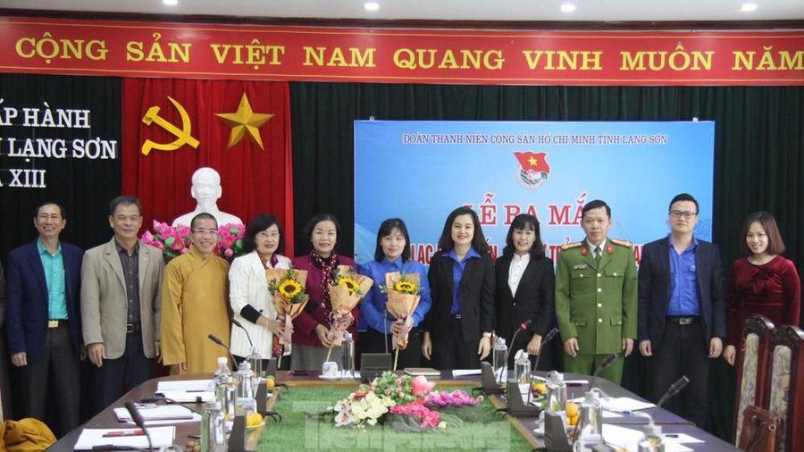 Ra mắt Câu lạc bộ tư vấn, hỗ trợ trẻ em tỉnh Lạng Sơn