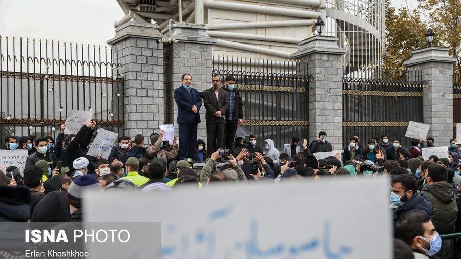 Vụ ám sát chuyên gia hạt nhân: Syria lên án, biểu tình lan khắp Iran