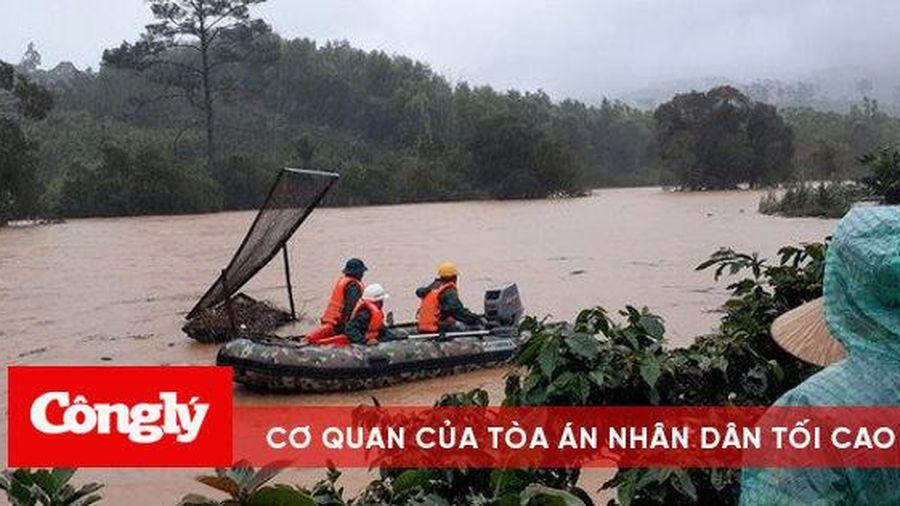 Hai du khách bị lũ cuốn mất tích khi khám phá Vườn quốc gia Bidoup - Núi Bà