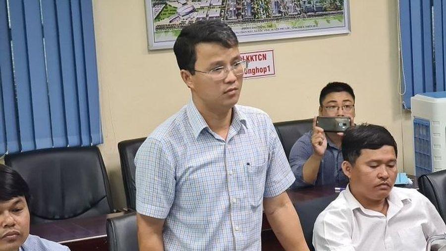 Cảnh sát kinh tế vào cuộc vụ đường 172 tỷ ở TT-Huế 'nát như tương'