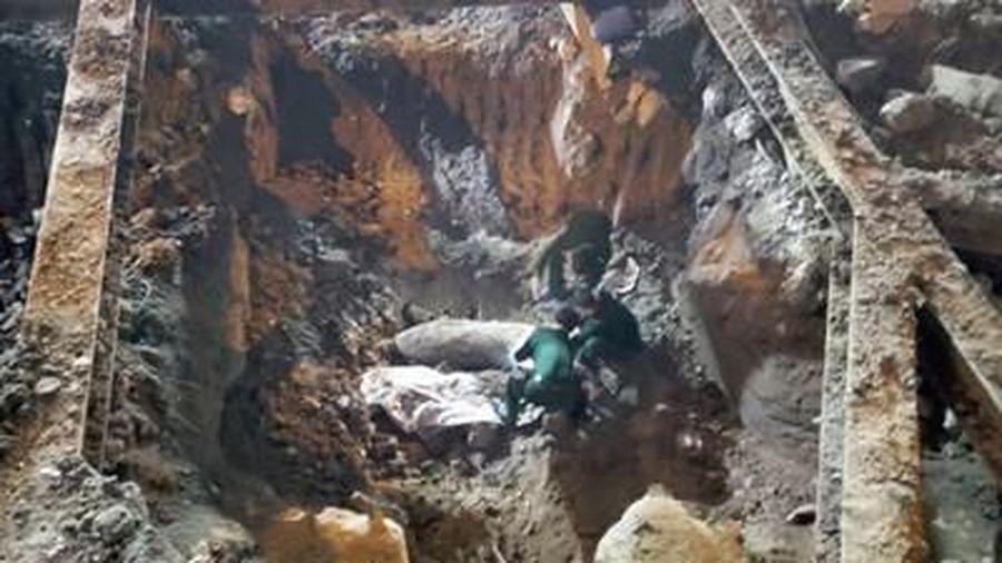 Quyết định di dời quả bom nặng 340 kg tại Cửa Bắc vào 23h đêm