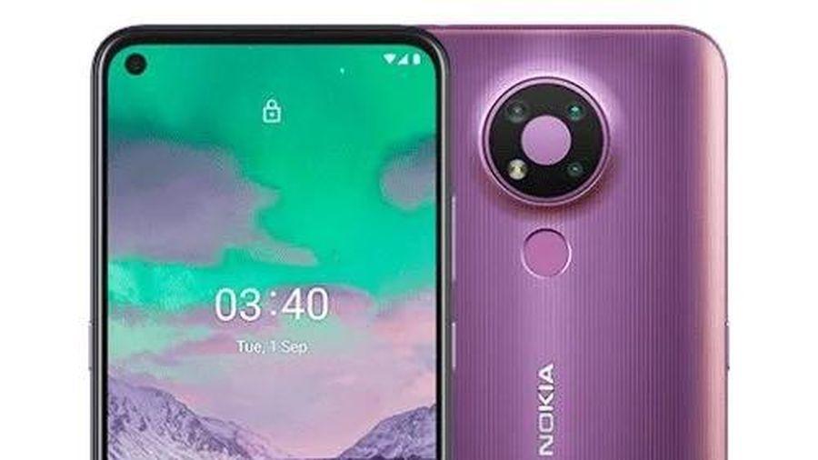 Nokia 5.4 chuẩn bị ra mắt: lộ thiết kế, màu sắc và cấu hình