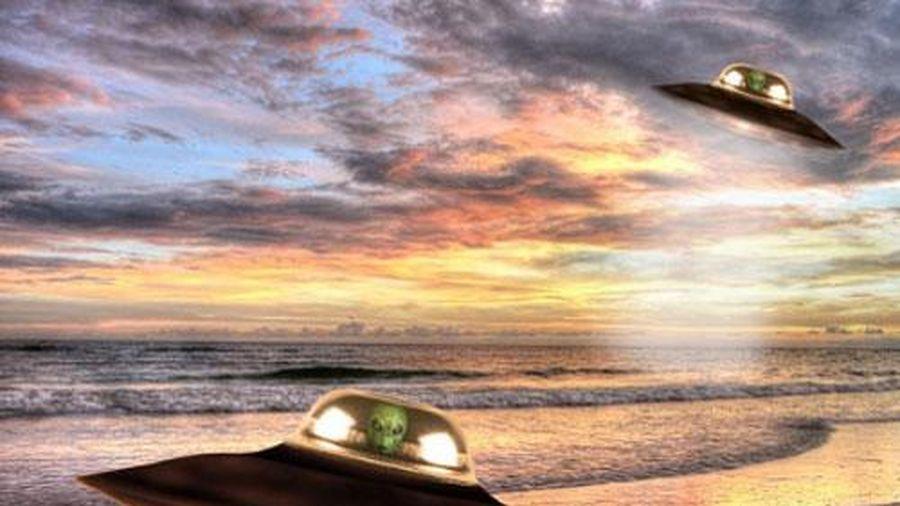 'Căn cứ' UFO khổng lồ ẩn dưới Vịnh Guantanamo?