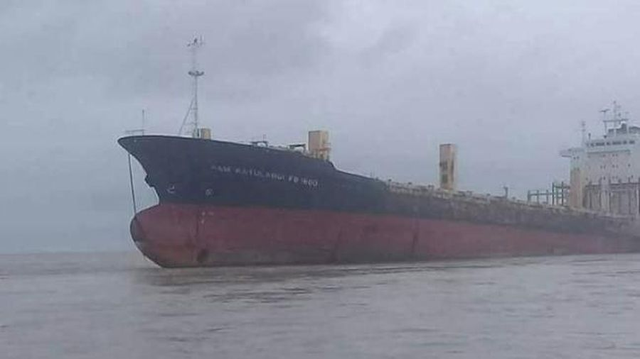 'Tàu ma' tái xuất sau 9 năm mất tích