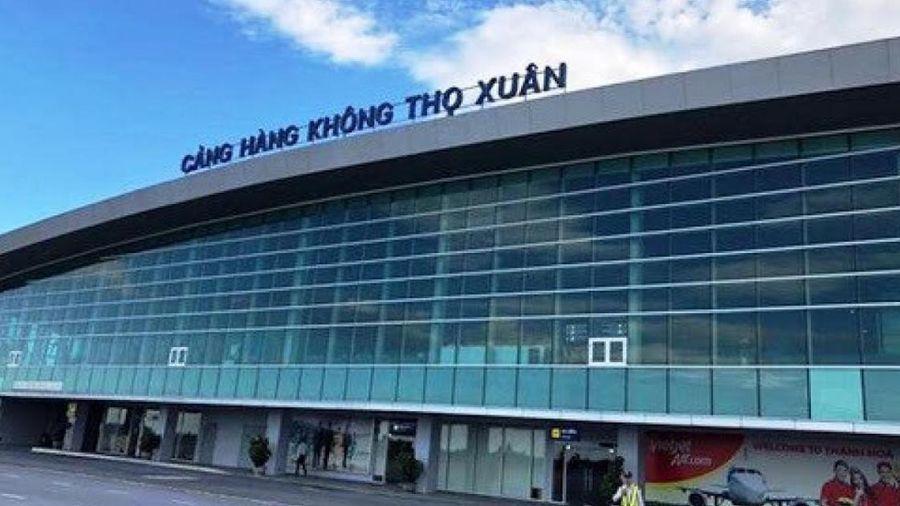 Kiến nghị để cảng hàng không Thọ Xuân đón chuyến bay quốc tế