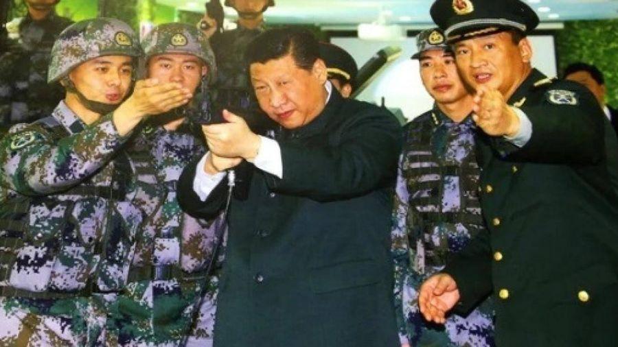 Ông Tập Cận Bình kêu gọi quân đội sẵn sàng cho chiến tranh
