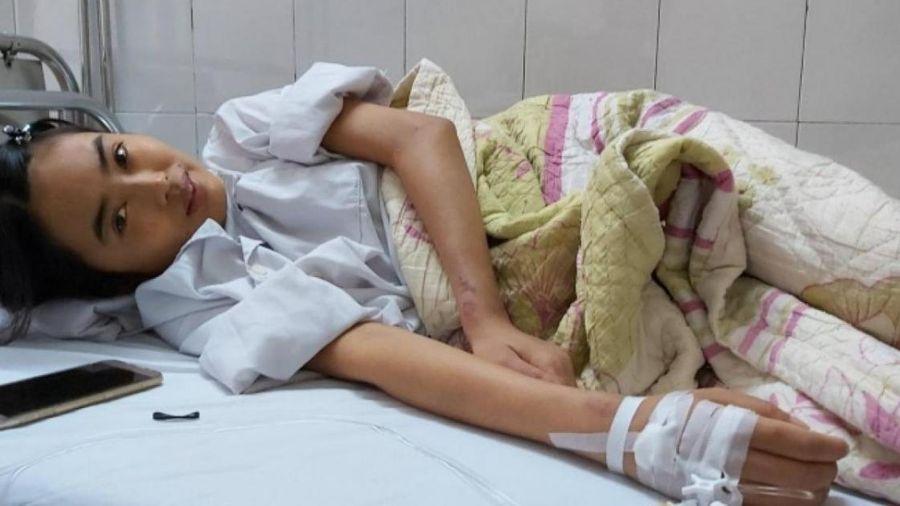 Chuyện chưa kể trong lần cuối gặp cô gái được ghép gan đầu tiên ở Việt Nam