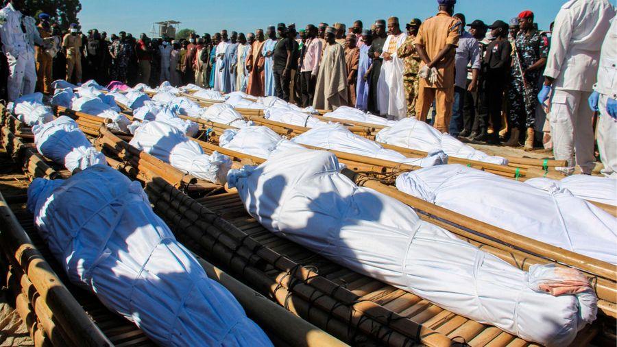 Tấn công khủng bố quy mô lớn ở châu Phi, ít nhất 110 người thiệt mạng