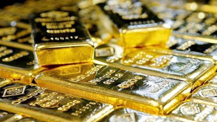 Giá vàng hôm nay 29/11: Giá vàng chạm đáy 4 tháng