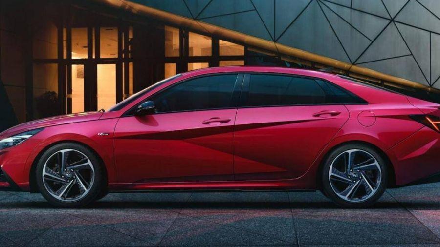 Hyundai Elantra N Line 2021 ra mắt thế giới, ngoại thất đậm chất thể thao