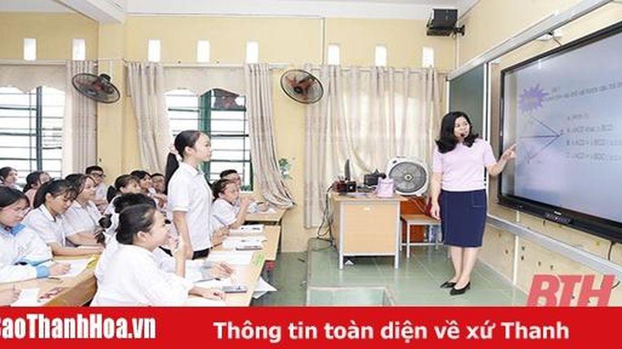 Phòng học thông minh và những hiệu ứng tích cực