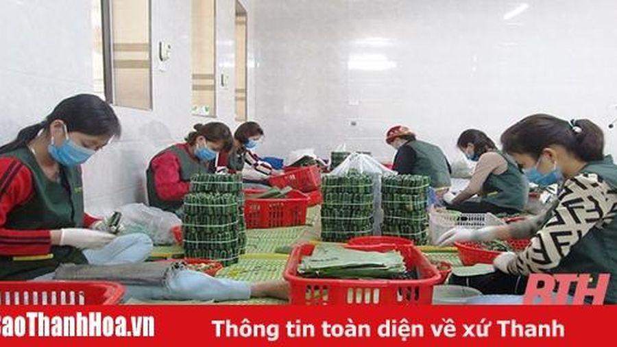 Độc đáo ẩm thực quê Thanh
