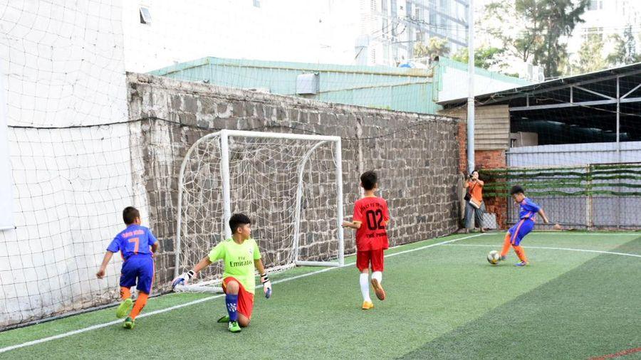 GIẢI BÓNG ĐÁ U9 CÁC TRƯỜNG TH MỞ RỘNG: Tài Lộc FC vô địch
