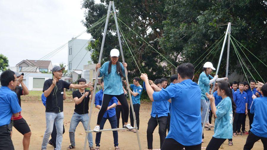800 HS-SV tham gia Lễ hội Văn hóa HS-SV lần thứ IX
