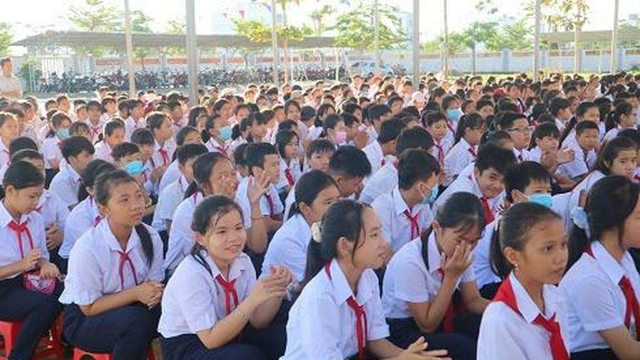 Ngày 30-11, học sinh toàn tỉnh Khánh Hòa nghỉ học phòng tránh mưa lũ