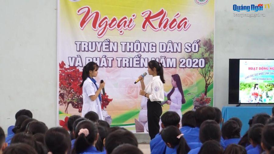 Giáo dục giới tính: Tấm lá chắn bảo vệ trẻ vị thành niên