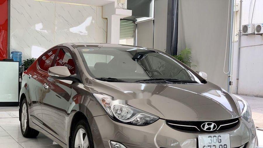 Hyundai Elantra 2013 cũ giá bao nhiêu?