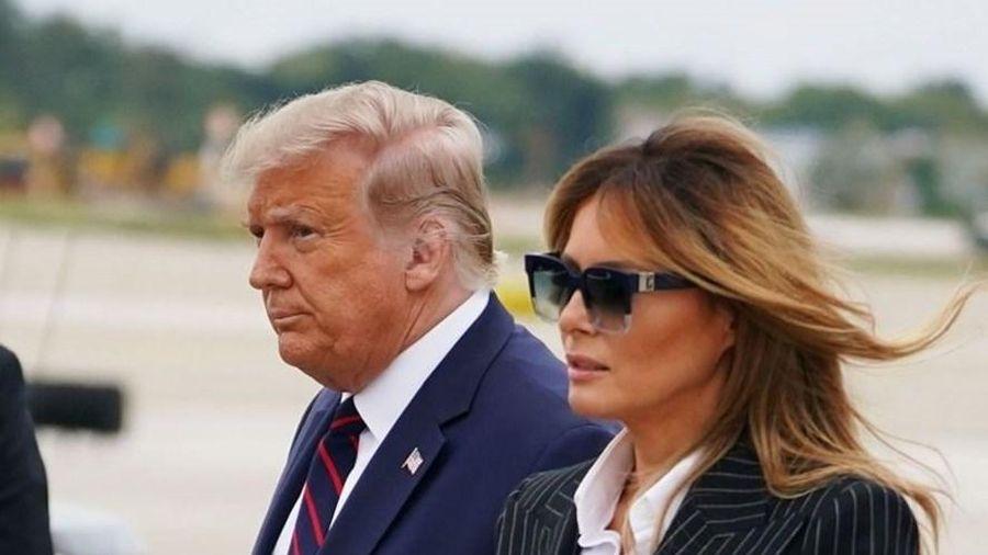 Bà Melania Trump nhen nhóm ý định viết hồi ký về khoảng thời gian sống tại Nhà Trắng