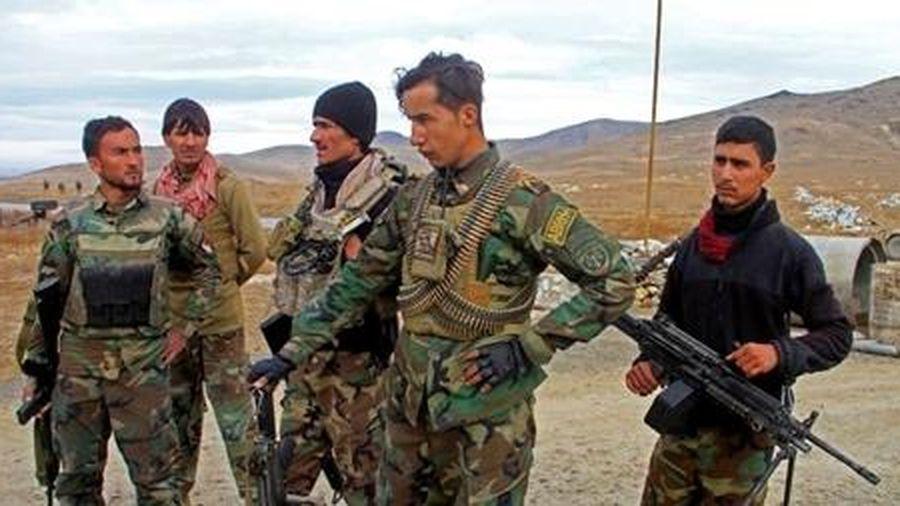 Đánh bom làm 30 sĩ quan an ninh thiệt mạng ở Afghanistan