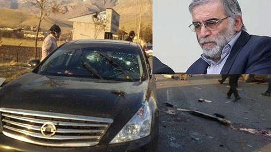 Nhà khoa học Iran là 'mục tiêu' của nhiều đời Thủ tướng Israel