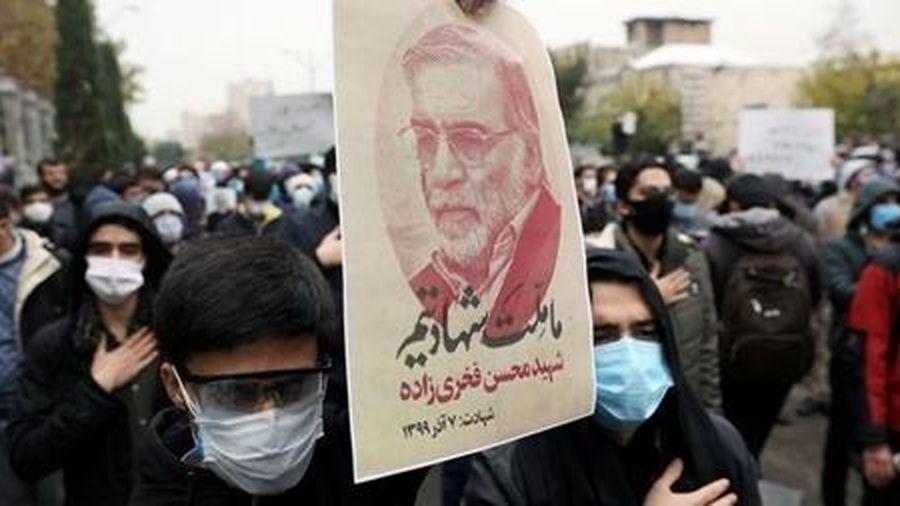 Iran sắp đưa ra đòn trả đũa 'có tính toán và quyết đoán'