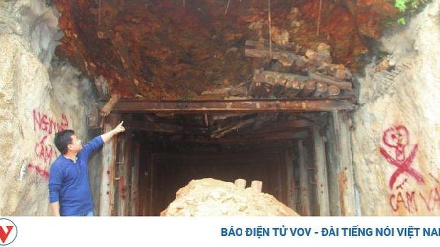 Quảng Nam đề nghị đẩy nhanh tiến độ đóng cửa mỏ vàng Bồng Miêu