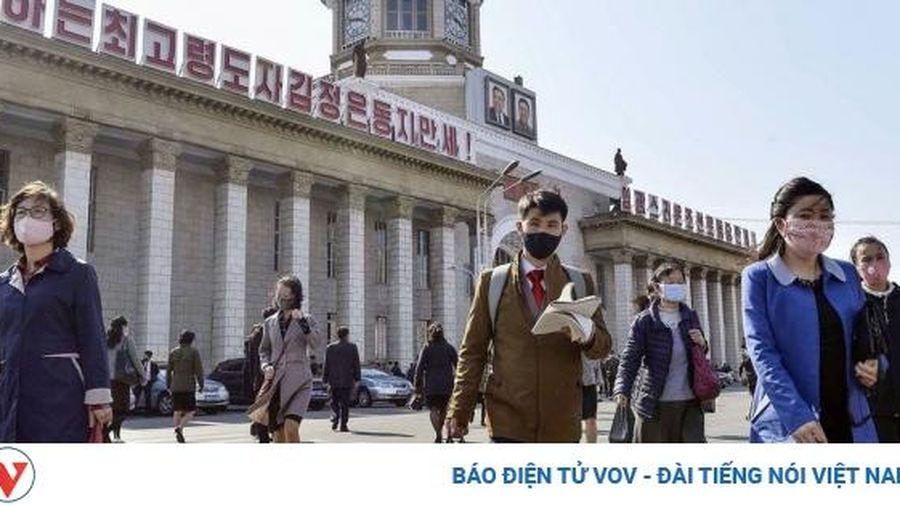 Triều Tiên tăng cường biện pháp phòng dịch dọc biên giới liên Triều